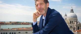 Куратор 58-й Венецианской биеннале 2019 года Ральф Ругофф. Фото Andrea Avezzu