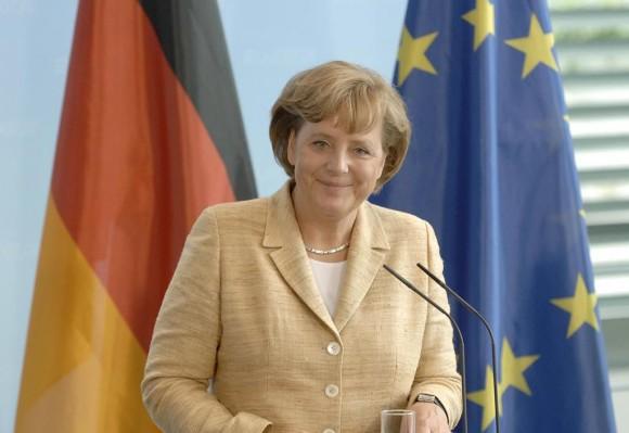 Современный пост немецкого канцлера